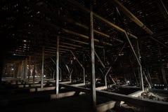 Struttura di tetto Immagine Stock