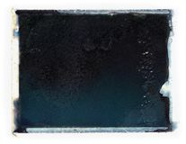 Struttura di trasferimento del Polaroid Fotografie Stock Libere da Diritti