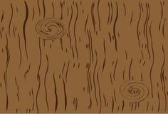 Struttura di un albero con i nodi Fotografie Stock