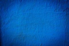 Struttura di un calcestruzzo concreto blu Fotografie Stock