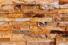 Struttura di un muro di mattoni di pietra Fotografia Stock Libera da Diritti