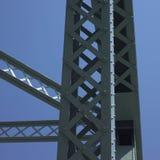 Struttura di un ponte fotografia stock