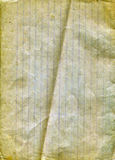 Struttura di una pagina del libro della copia fotografia stock