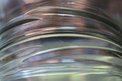 Struttura di una riflessione Fotografie Stock