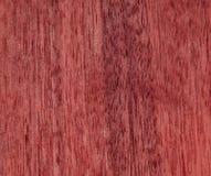 Struttura di una superficie di legno di mogano Impiallacciatura di legno per mobilia fotografie stock