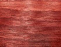 Struttura di una superficie di legno di mogano Impiallacciatura di legno per mobilia immagine stock libera da diritti