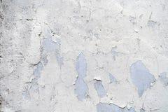 Struttura di vecchia parete d'annata con pittura incrinata fotografia stock