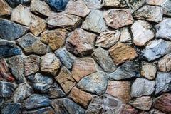 struttura di vecchia parete di pietra Immagine Stock