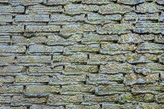 Struttura di vecchia parete di pietra per fondo fotografie stock libere da diritti