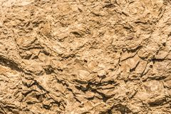 Struttura di vecchia pietra distrutta del granito, fondo astratto di geologia Fotografie Stock