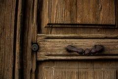 Struttura di vecchia porta immagini stock