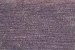 Struttura di vecchia tela di canapa Fotografie Stock