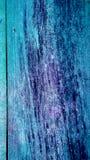 Struttura di vecchie plance di legno con pittura incrinata e spalmata Fotografie Stock Libere da Diritti