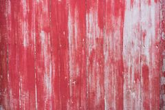 Struttura di vecchie plance di legno rosse, spazio per fondo, carta da parati Fotografie Stock Libere da Diritti