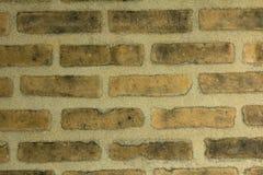 Struttura di vecchio muro di mattoni Fotografia Stock