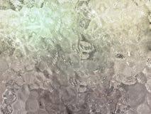 Struttura di vetro della tavola di colore Immagini Stock