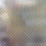 Struttura di vetro glassato fotografia stock libera da diritti