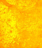 Struttura dorata approssimativa Fotografia Stock