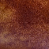 Struttura dorata della borsa di cuoio di Brown Fotografia Stock Libera da Diritti