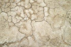 Struttura Droughty Fotografie Stock
