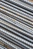 Struttura e fondo d'acciaio della barretta Fotografie Stock