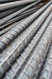 Struttura e fondo d'acciaio della barretta Fotografia Stock Libera da Diritti