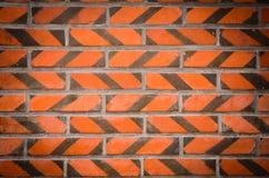 Struttura e fondo del muro di mattoni Fotografie Stock Libere da Diritti