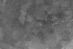 Struttura e fondo dell'acquerello su carta Fotografia Stock Libera da Diritti