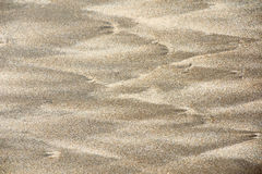 Struttura e fondo della sabbia fotografie stock