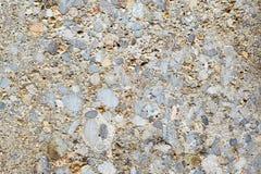 Struttura e fondo di pietra rotondi, struttura della roccia Fotografia Stock Libera da Diritti