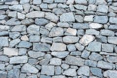 Struttura e fondo senza cuciture della parete della roccia Fotografie Stock Libere da Diritti