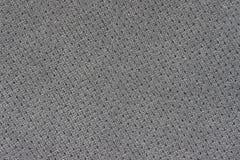 Struttura esterna grigia scura del panno del tessuto Fotografia Stock Libera da Diritti