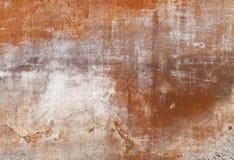 Struttura - facciata di vecchia casa toscana Fotografie Stock Libere da Diritti