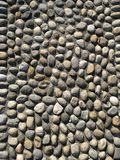 Struttura fatta delle rocce Fotografie Stock