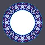 Struttura floreale colourful della Turchia Nicea royalty illustrazione gratis