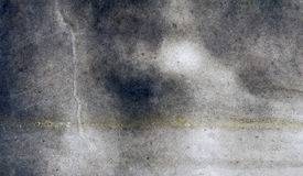 Struttura/fondo blu dell'arenaria Fotografie Stock