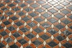 Struttura/fondo di als del pavimento della ceramica Fotografie Stock
