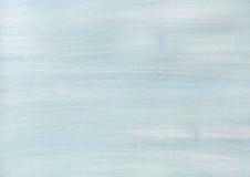 Struttura, fondo e carta da parati di legno dipinti sbiaditi blu-chiaro Immagini Stock Libere da Diritti