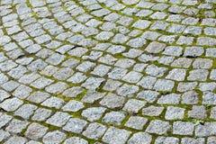 Struttura, fondo Fondo Ponte di pietra selvaggio allineato con il co Fotografie Stock