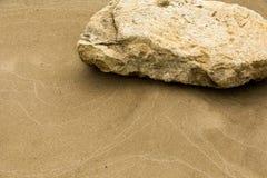 Struttura, fondo La sabbia sulla spiaggia subst granulare sciolto Immagine Stock