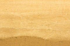 Struttura, fondo La sabbia sulla spiaggia subst granulare sciolto Fotografie Stock Libere da Diritti