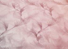 Struttura, fondo, modello Tulle dei toni di rosa pastello Abstra Fotografia Stock