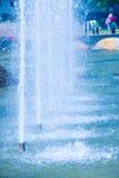 Struttura Fontana della città, intere di Dita Fotografia Stock Libera da Diritti