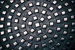 Struttura geometrica del metallo fotografia stock libera da diritti