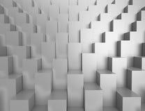 Struttura geometrica priorità bassa senza giunte 3d Fotografie Stock Libere da Diritti
