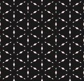 Struttura geometrica sottile, rombi, fiocchi di neve, griglia triangolare illustrazione vettoriale
