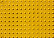 Struttura gialla Fotografie Stock Libere da Diritti