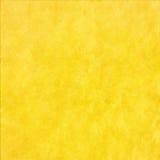 Struttura gialla astratta del fondo Fotografia Stock