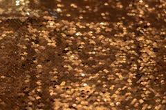 Struttura gialla dell'oro di scintillio fotografia stock libera da diritti