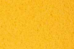 Struttura gialla luminosa di EVA dell'acetato di vinile dell'etilene fotografia stock
